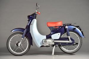 HONDA EV CUB Concept: Στο Tokyo Motor Show