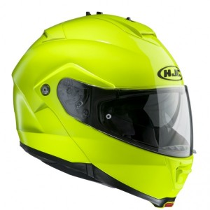 ΚΡΑΝΟΣ: HJC IS-Max II Fluo green