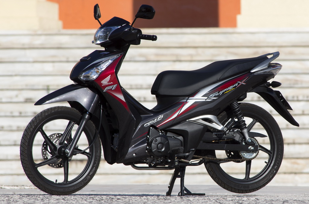 Honda Supra X 125 Helmin Euro4