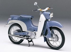 ΘΡΥΛΙΚΑ ΠΑΠΙΑ: Yamaha MF 1, 1960: Το πρώτο της Yamaha
