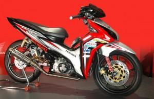 SUPER ΠΑΠΙ: Honda Blade 110R AHM
