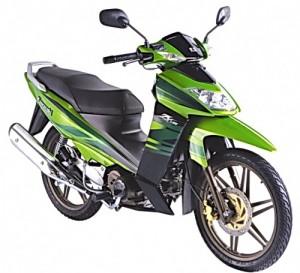 Kawasaki ZX 130 (2008-2010)