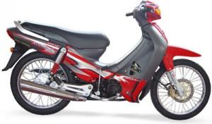 Modenas Kriss II 115 DB (1999-2008)