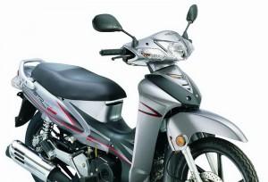 Kymco Straight 150 (2008-2011)