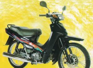 Yamaha T105 Crypton (1997-2000), T105 Crypton R (2000-2004)