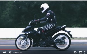 VIDEO: Yamaha Exciter T 150