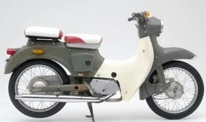 ΘΡΥΛΙΚΑ ΠΑΠΙΑ: Kawasaki Pet M5, 1961: Το πρώτο της Kawasaki