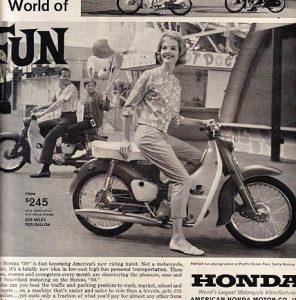 ΙΣΤΟΡΙΑ: Οι διαφημίσεις της Honda USA στα ΄60s