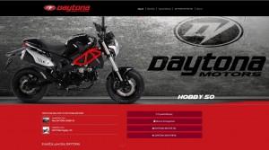 DAYTONA MOTORS: Νέα ιστοσελίδα
