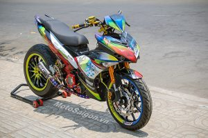 "SUPER ΠΑΠΙ: Yamaha Exciter T 150, ""θα γίνει του Βιετνάμ!"""