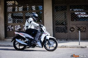 HONDA ASTREA GRAND 110, Super Test: Με όνομα βαρύ