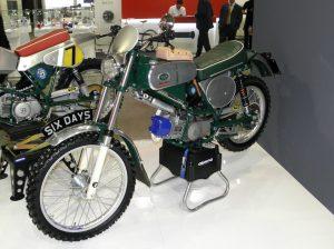 MOTO BYLOT: Πάθος για το Vintage