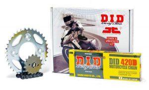 DID-JT: Σετ Κίνησης γραναζιών-αλυσίδας για παπιά