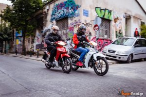 HONDA WAVE 110i, vs YAMAHA CRYPTON T 110: Η σύγκριση