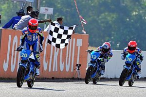 VIDEO: Suzuki, Eνιαίο πρωτάθλημα παπιών