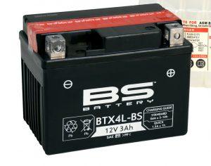 BS-BATTERY: Η νέα δύναμη στις μπαταρίες μοτοσυκλέτας