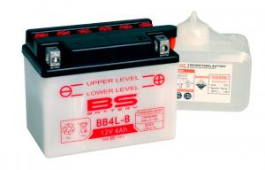 BS-BATTERY: Μπαταρίες για τα Crypton της Yamaha