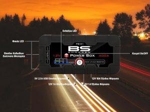 BS BATTERY PB-01: Το Νέο Power Box