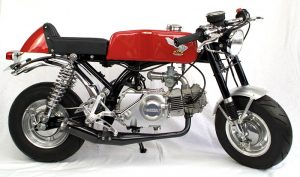 HONDA Z 50, '73: Ο μικρός αγωνιστής!
