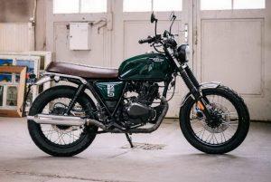 BRIXTON MOTORCYCLES: Έρχονται στην Ελλάδα