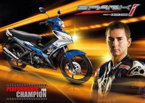 ΑΝΑΒΑΤΕΣ MOTOGP: Rossi, Marquez, Lorenzo διαφημίζουν παπιά