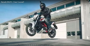 BENELLI BN 251: Free yourself