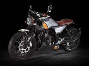 FB MONDIAL HPS 125: Ένα μοντέρνο Hipster bike