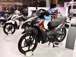 HONDA: Τα Supra X 125 και Astrea 110 έγιναν Euro4