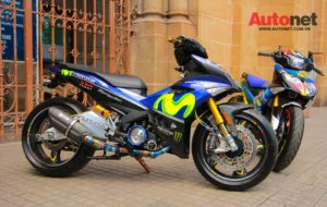 YAMAHA CRYPTON X 135 MOVISTAR