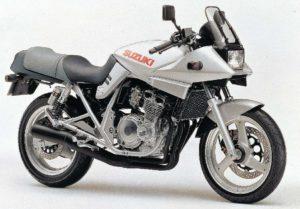 ΘΡΥΛΙΚΕΣ ΜΟΤΟΣΥΚΛΕΤΕΣ: Suzuki GSX 250S Katana, 1991: Η μικρή λεπίδα