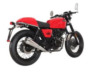 BRIXTON MOTORCYCLES: Νέα μοντέλα Scrambler και Café Racer
