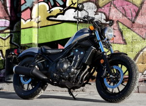 HONDA CMX 500 REBEL: Έφτασε στην Ελλάδα