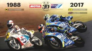 MOTUL και SUZUKI: 30 χρόνια συνεργασίας στο MotoGP!