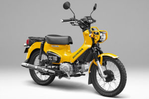 HONDA CROSS CUB 110, 2018: To cross-παπί