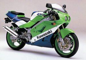 ΘΡΥΛΙΚΕΣ ΜΟΤΟΣΥΚΛΕΤΕΣ: Kawasaki ZXR 250 R, 1988-1998: Ο ήρωας των στροφών