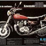 ΑΦΙΕΡΩΜΑ: Η γέννηση της Kawasaki Ζ1 900, 1972