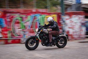 "HONDA CMX500 REBEL, Super Test: Ο δρόμος της ""επανάστασης"""
