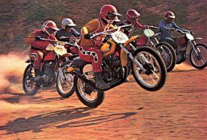 ΘΡΥΛΙΚΕΣ ΜΟΤΟΣΥΚΛΕΤΕΣ: Suzuki TM 400 Cyclone, 1971-1975 – Η φόνισσα!