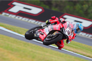 Π. Π. SUPERBIKE 2018, Αγώνας Νο1, ΑΥΣΤΡΑΛΙΑ: Μelandri-Ducati Νο1x2