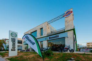 BENELLI: Οι Ιταλικές μοτοσυκλέτες ήρθαν στην Αθήνα
