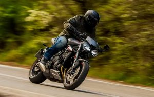 TRIUMPH STREET TRIPLE 765 RS, Πρώτη Δοκιμή