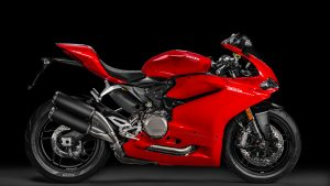 DUCATI 959 Panigale, Red