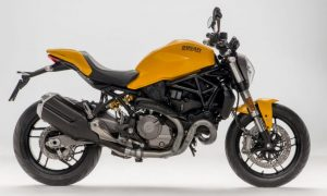 DUCATI Monster 821 Dark /Yellow