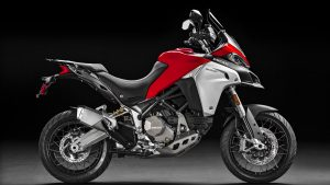 DUCATI Multistrada 1200 Enduro, Red+TP