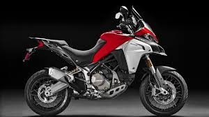 DUCATI Multistrada 1200 Enduro, Red
