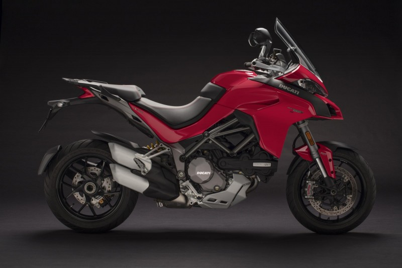 DUCATI Multistrada 1260 S D|Air, Red