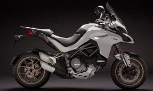 DUCATI Multistrada 1260 S, White/Grey