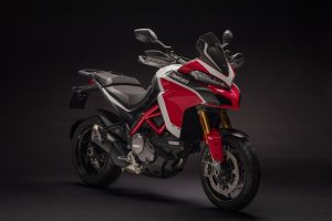 DUCATI Multistrada 950, Red+Spokes