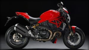 DUCATI Monster 1200 R, Red