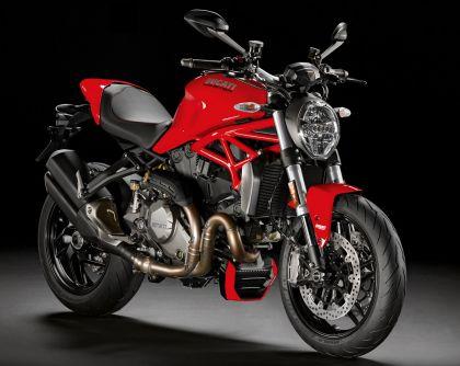 DUCATI Monster 1200, Red